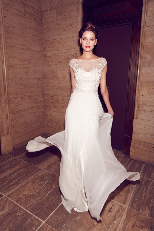 brides magazinekaren willis holmes beaded wedding dresses at limelight occasions flagship store in