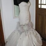 Ian Stuart wedding dress Coco Rico Frill Me collection at Limelight occasions Huddersfield near leeds West Yorkshire