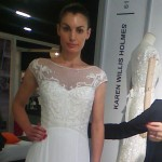 KWH jamie wedding dress by Karen Willis Holmes at Limelight Occasions sequinned vintage style bridal gown