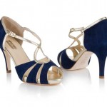 Victoria shoes by Rachel Simpson at Limelight Occasions