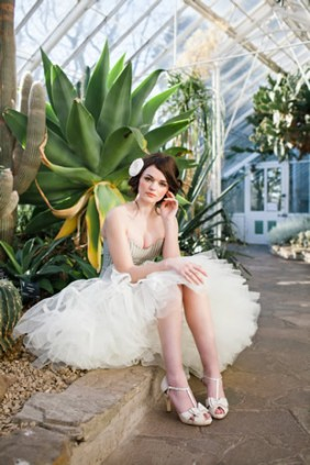 Vintage style wedding shoes by Rachel Simpson at Limelight Occasions