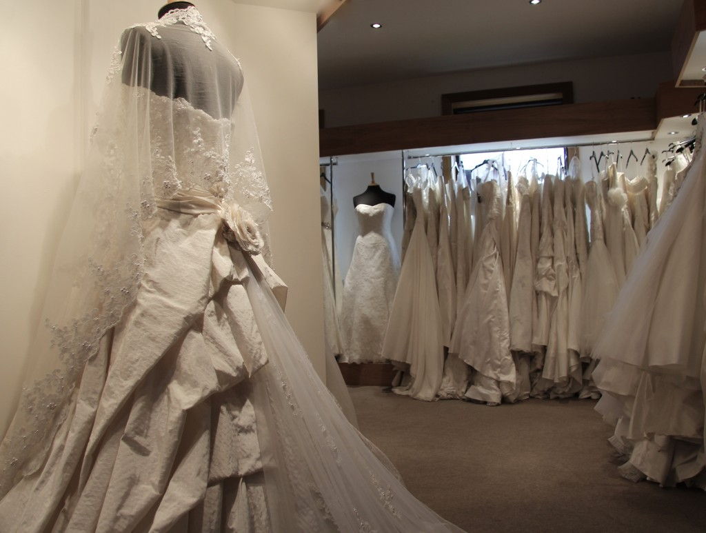 Maybelle by ian stuart wedding dress sample sale reduced price at limelight occasions