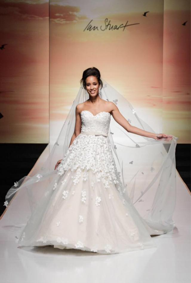 Runway rebel ian stuart 2016 wedding dress collection for Old west wedding dresses