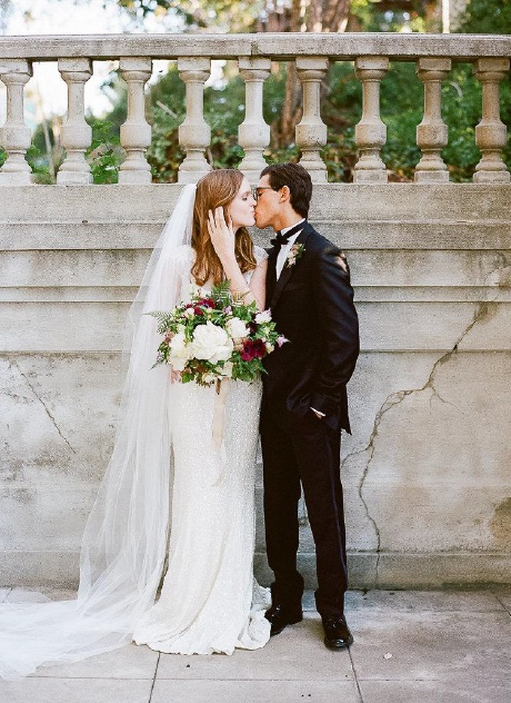 European Wedding Inspiration Gregory Ross Photography as seen on Green Wedding Shoes