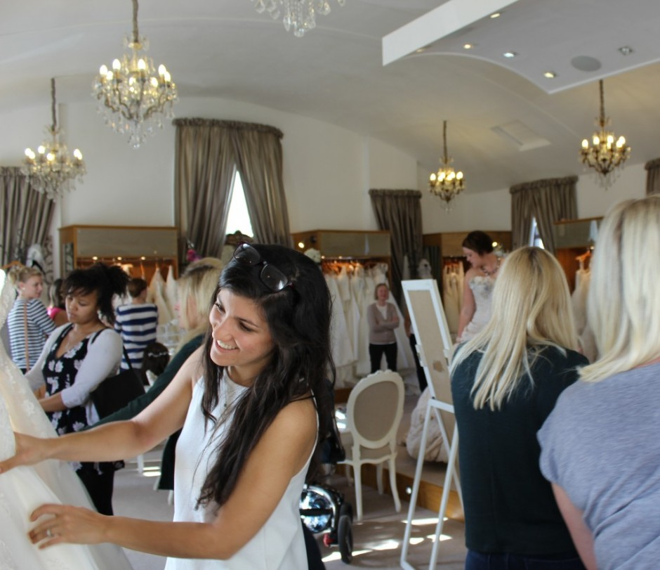 Ian Stuart Designer day - our favourite event of the year!