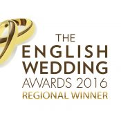 Limelight Occasions Yorkshire Bridal Boutique of the Year English Wedding Awards