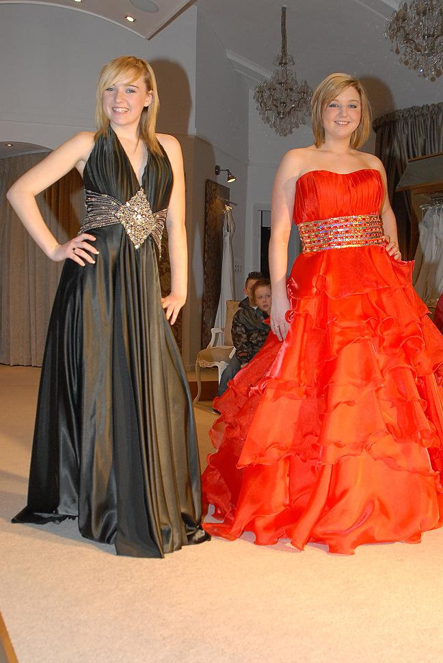 Limelight Prom Fashion Show